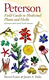 img - for Peterson Field Guide to Medicinal Plants and Herbs of Eastern and Central North America, Third Edition (Peterson Field Guides) book / textbook / text book