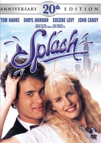 Splash (20th Anniversary Edition) Tom Hanks Daryl Hannah John Candy Eugene Levy