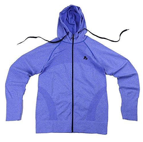 4 Womens Full Zip Sweatshirt - 9