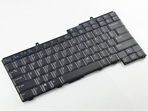 NEW Laptop Keyboard for Dell Latitude D520 D530 PF236 NSK...