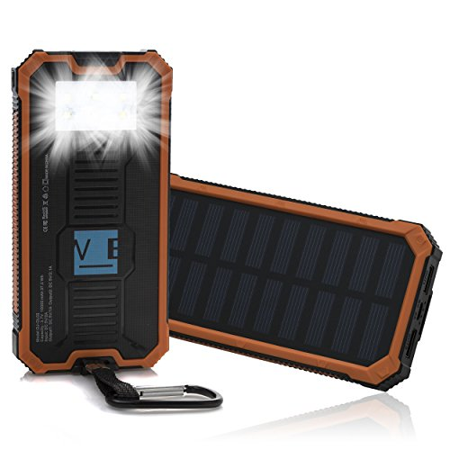 Top 10 Solar Chargers - 1