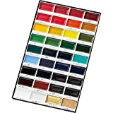Kuretake Gansai Tambi Water Colors, 36-Color Set