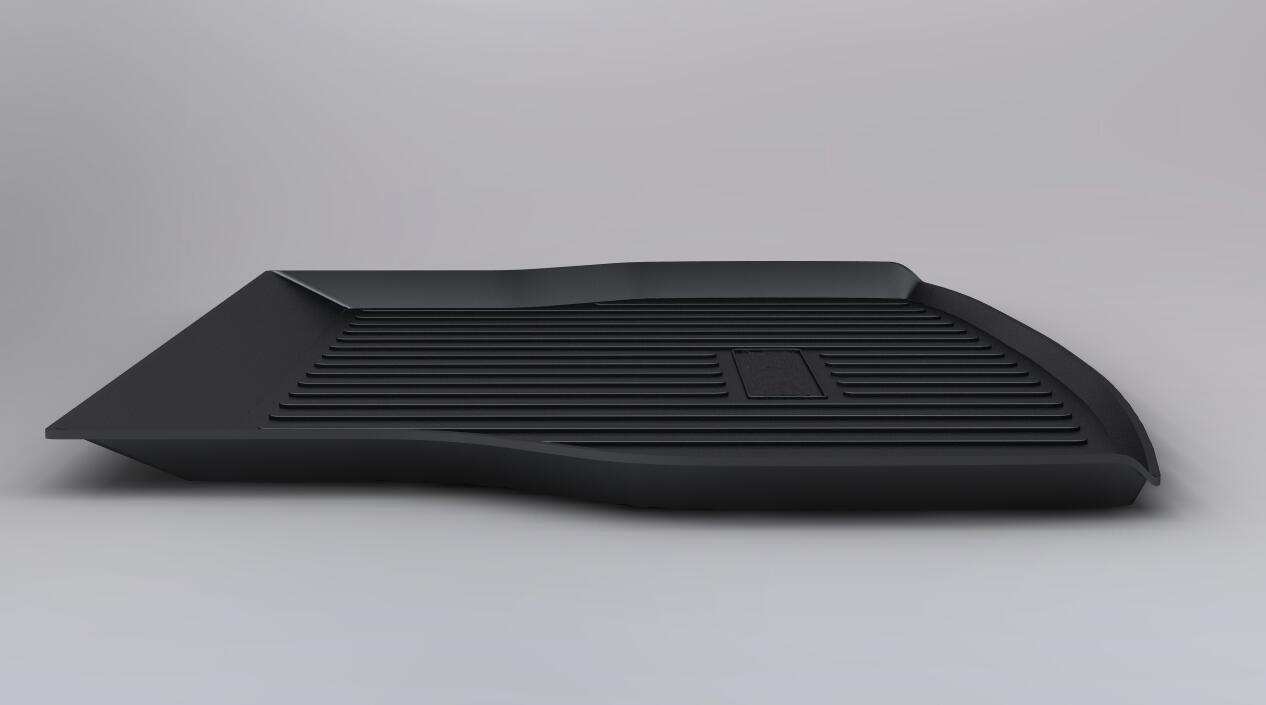 Vesul Rear Trunk Cargo Cover Boot Liner Tray Carpet Floor Mat Fits on Acura RDX 2013 2014 2015 2016 2017 2018