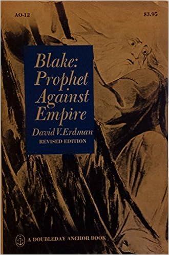 blake prophet against empire