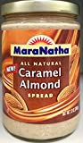 Maranatha All Natural Caramel Almond Spread 12 Oz (Pack of 2) by Maranatha