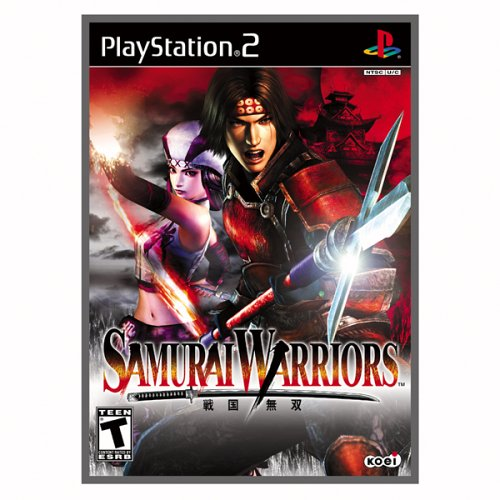 Amazon.com: Samurai Warriors for PlayStation 2: Video Games