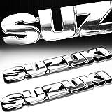 suzuki samurai emblem - (Pack of 2) 6