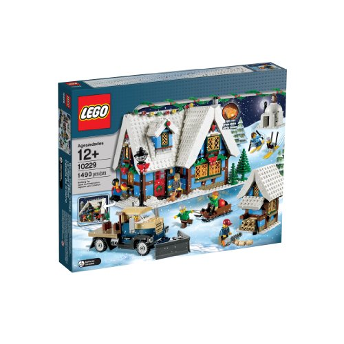 (LEGO Creator Expert Winter Village Cottage 10229)