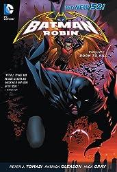 Batman and Robin Vol. 1: Born to Kill (The New 52)