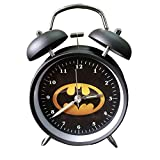 Wolf Warrior Novelty Superhero Analog Alarm Clock