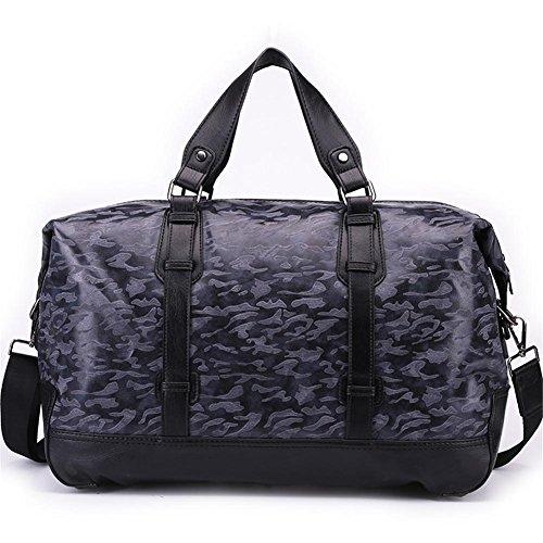 Bolso de los hombres bolso de hombro de viajes bolsa de moda casual