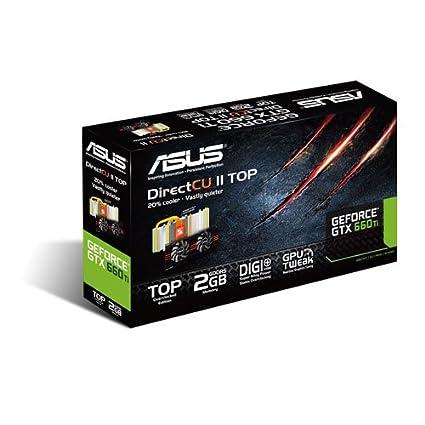 ASUS GTX660 TI-DC2T-2GD5 GRAPHICS CARD 64BIT DRIVER