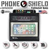 Mission Darkness Window Faraday Bag for Phones