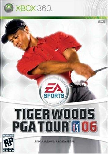 New Wood Golf Tees (Tiger Woods PGA Tour 2006 - Xbox 360)