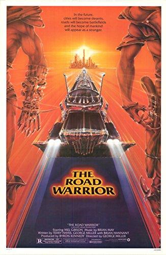 Mad Max 2: The Road Warrior - Authentic Original 27