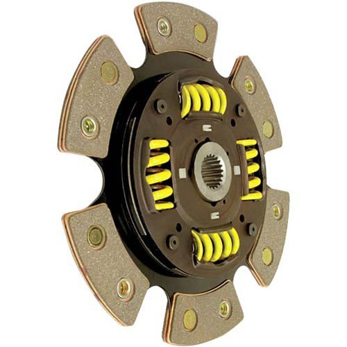 ACT 6240607 6-Pad Sprung Race Clutch Disc