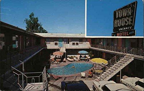Town House Motel, 6957 Sepulveda Blvd Van Nuys, California Original Vintage -