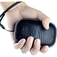 Reacher Mini Waterproof Bluetooth Speaker FM Radio Mp3 Player, Built-In Mic, Micro TF SD Card, 3.5 mm AUX Line-In