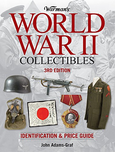 Book Cover: Warman's World War II Collectibles: Identification and Price Guide