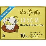 Yamamotoyama - Hoji Cha (Roasted Tea) 16 bags