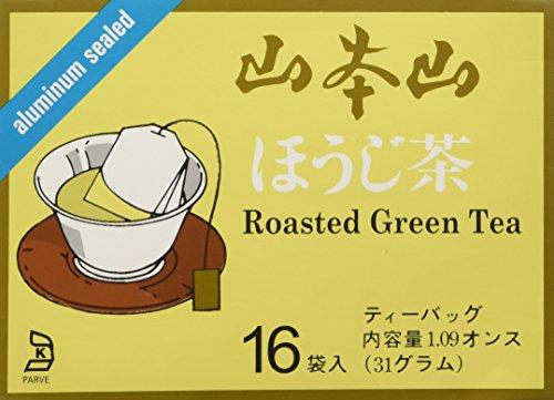 (Yamamotoyama - Hoji Cha (Roasted Tea) 16 bags)