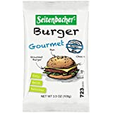 Seitenbacher Veggie Burger Mix, #2 Gourmet, 3.5-Ounce (Pack of 10)