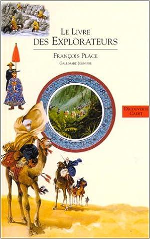 Livres Le livre des explorateurs pdf, epub