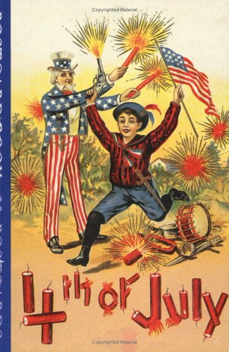 - 4th of July Postcard Book