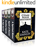 O'Hare House Mysteries: Omnibus Books 1-4