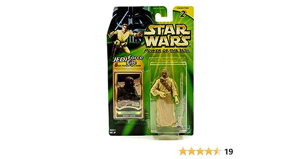 Tusken Raider Star Wars Power Of The Jedi 2000