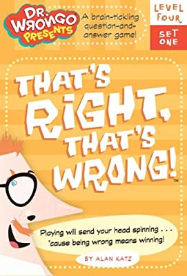 Thats Right, Thats Wrong!: Level Four Set One: Amazon.es: Katz ...