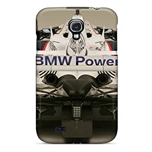 Galaxy S4 Case Slim [ultra Fit] Bmw Sauber F1 Rear Protective Case Cover