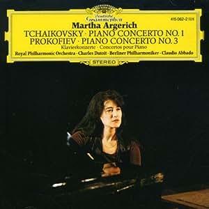 Piano Concerto 1 / Piano Concerto 3