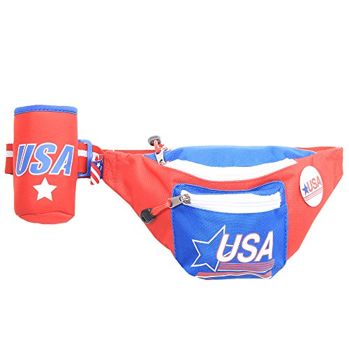 Patriotic Fanny Pack Drink Holder product image