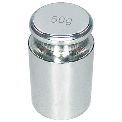 Pesos para calibrar básculas de precisión, 50 Gramm