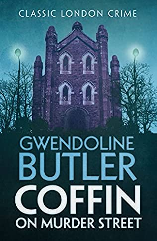 book cover of Coffin on Murder Street