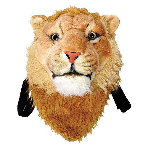 Animal Head Backpack (Lion Large)