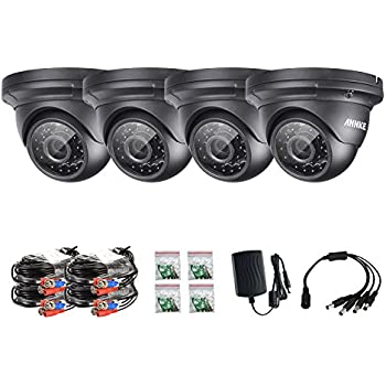 chic ANNKE 960P(Better Than 720p) Security Dome Cameras with Super