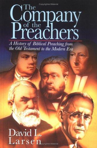 Company Of Preachers