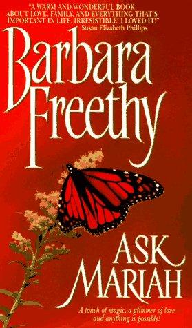 book cover of Ask Mariah