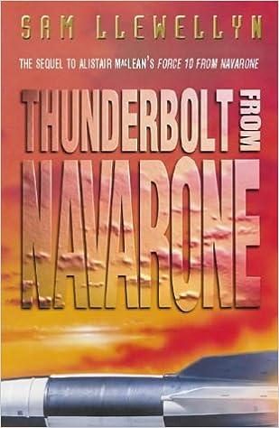 Book Thunderbolt from Navarone