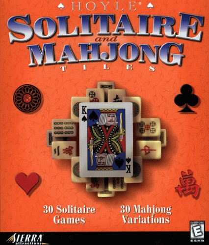 Hoyle Solitaire and Mahjong - PC/Mac