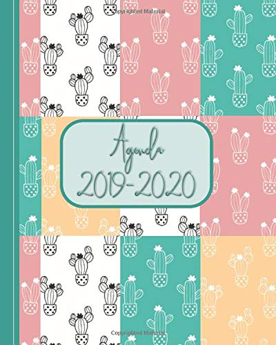 Agenda 2019-2020: (SPANISH) Hermosa Agenda sin fecha con ...