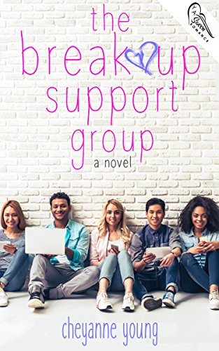 The Breakup Support Group by [Young, Cheyanne]