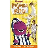 Barney - Pajama Party