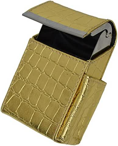 New Marshal Genuine Cigarette Case Holder#92812