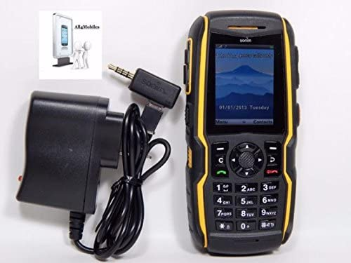 Unlock Sonim XP1520 Bolt SL Ultra Rugged IP-68 MIL SPEC-810G Certified Military Rugged Cell Phone XP 1520