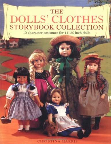 Doll's Clothes Storybook Collection