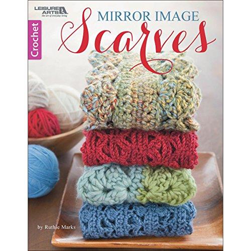 Mirror Image Scarves | Crochet | Leisure Arts 6805