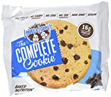 Lenny & Larry's The Complete Cookie! (4 oz. Cookie, Pack of 12, Chocolate Chip)